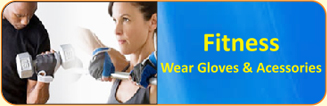 Fitness Wear Gloves & Accessories