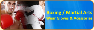 Boxing/ Martial Arts Wear Gloves & Accessories