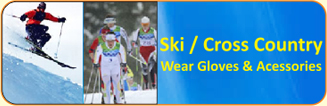 Ski / Country Wear Gloves & Accessories
