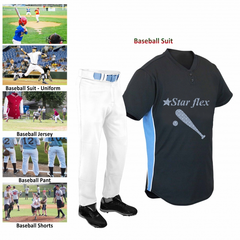 Baseball Training Uniform