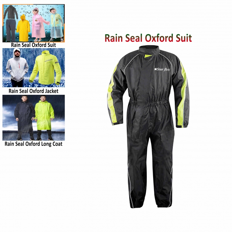 Rain Seal Oxford Suit